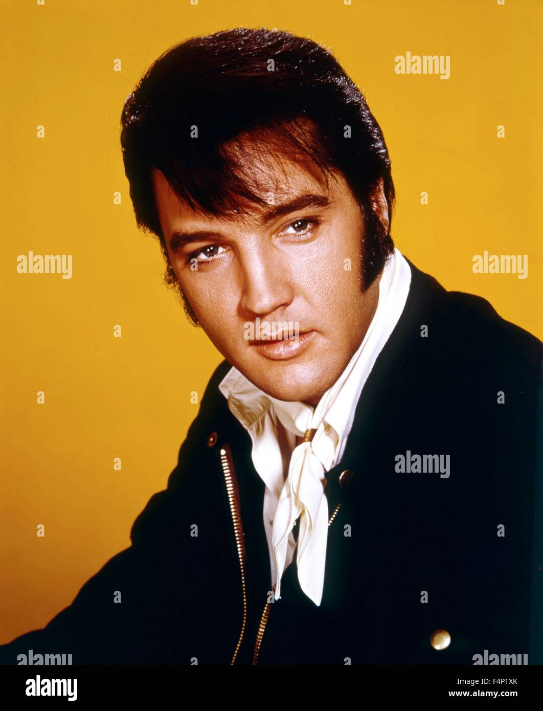 Elvis Presley in 1969 - Stock Image