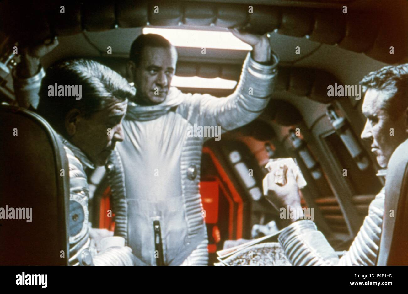 2001 A Space Odyssey 1968 directed by Stanley Kubrick - Stock Image
