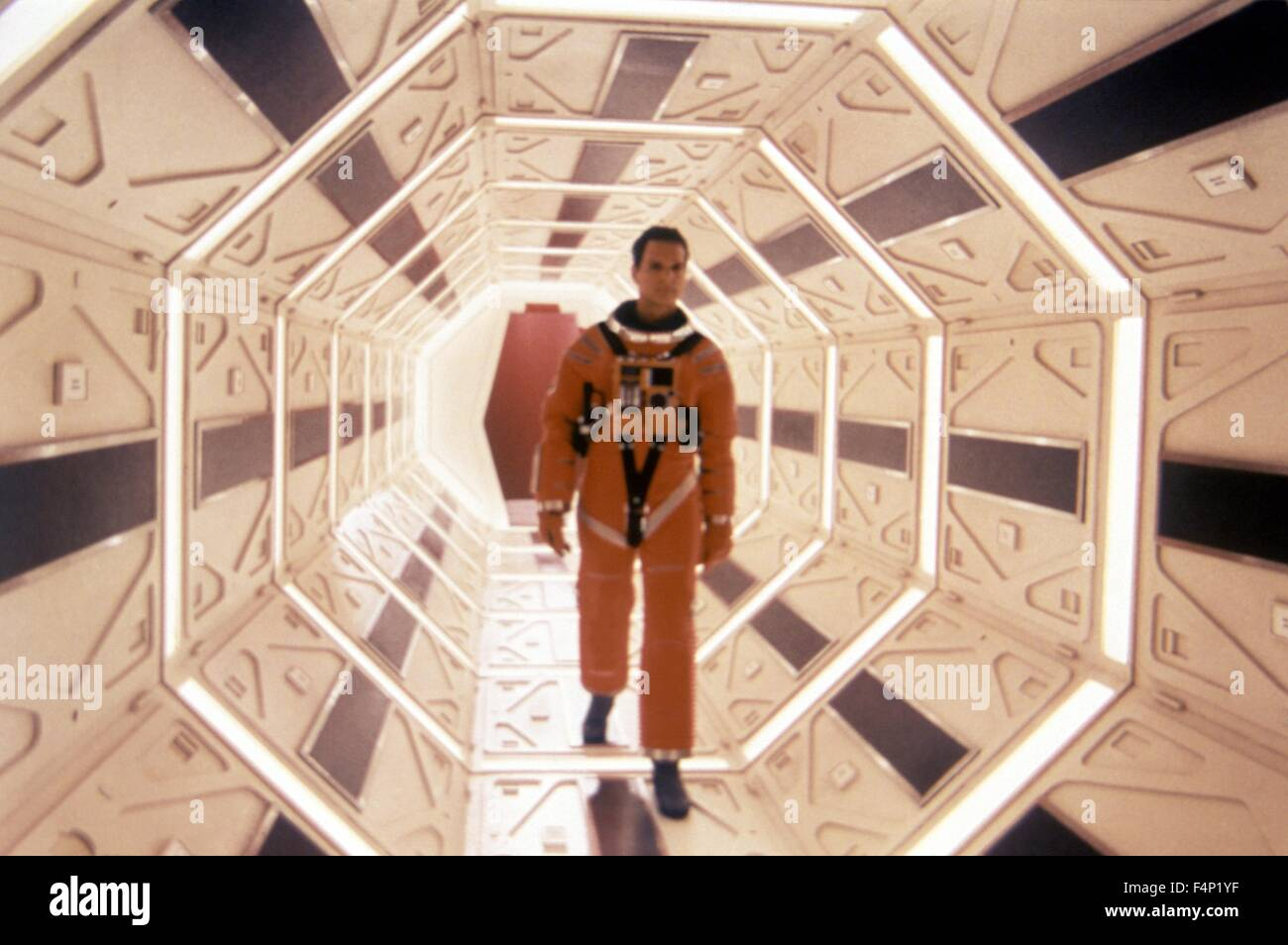 Gary Lockwood / 2001 A Space Odyssey 1968 directed by Stanley Kubrick - Stock Image