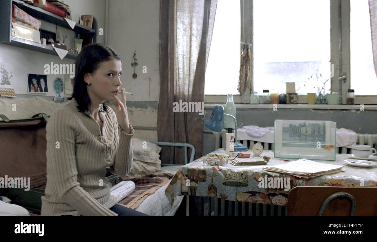 Laura Vasiliu / 4 MOIS 3 SEMAINES 2 JOURS 2007 directed by Christian Mungiu - Stock Image