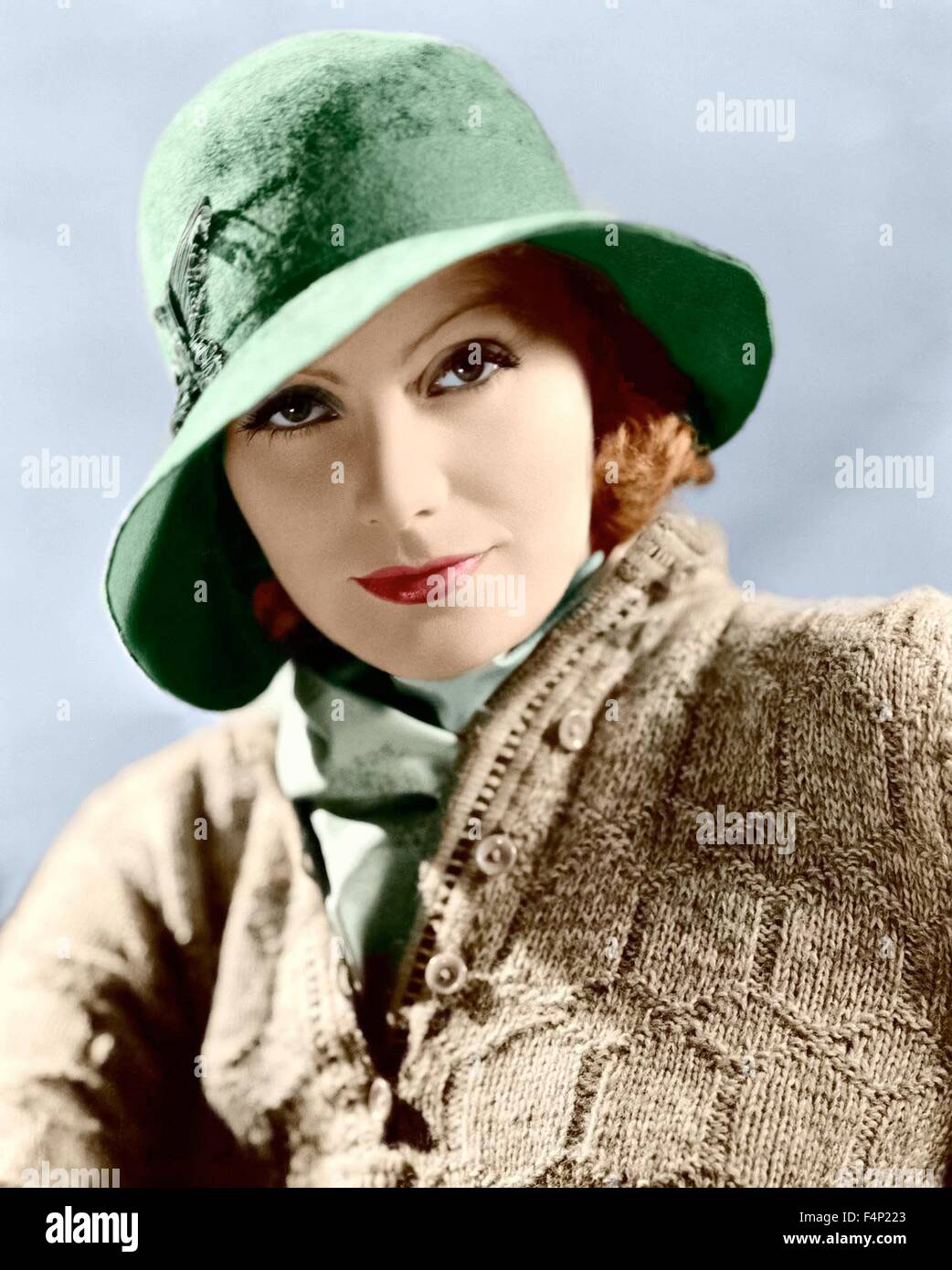 Greta Garbo / A Woman Of Affairs 1928 directed by Clarence Brown - Stock Image