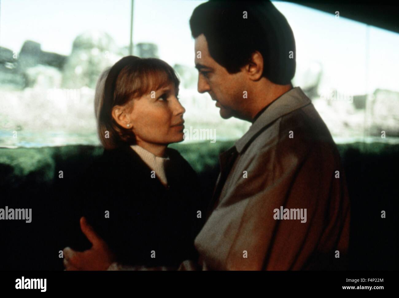 Mia Farrow, Joe Mantegna / Alice 1990 directed by Woody Allen - Stock Image