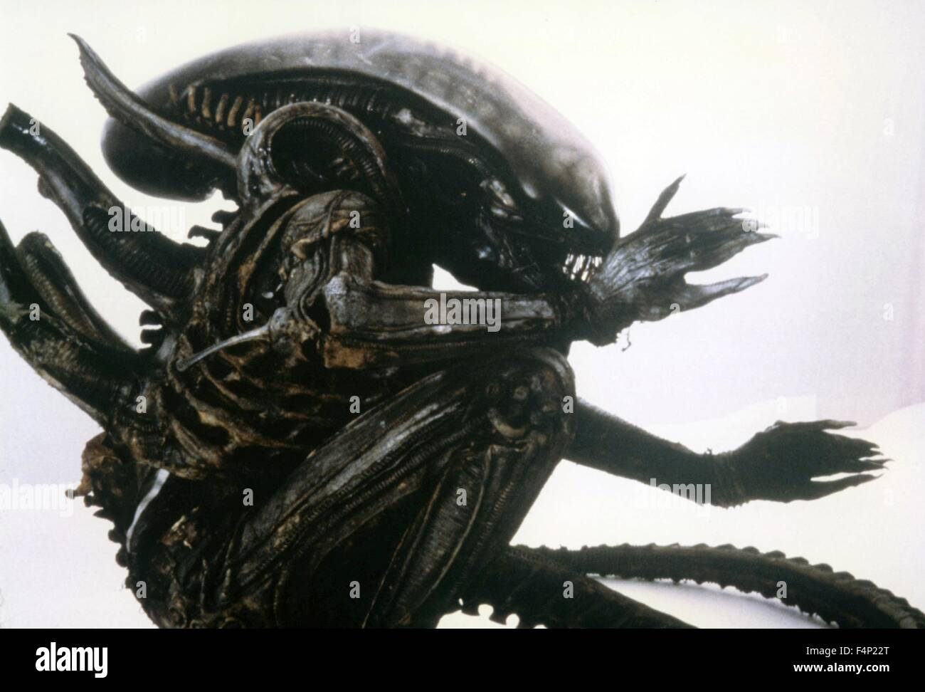 Alien 1979 directed by Ridley Scott - Stock Image