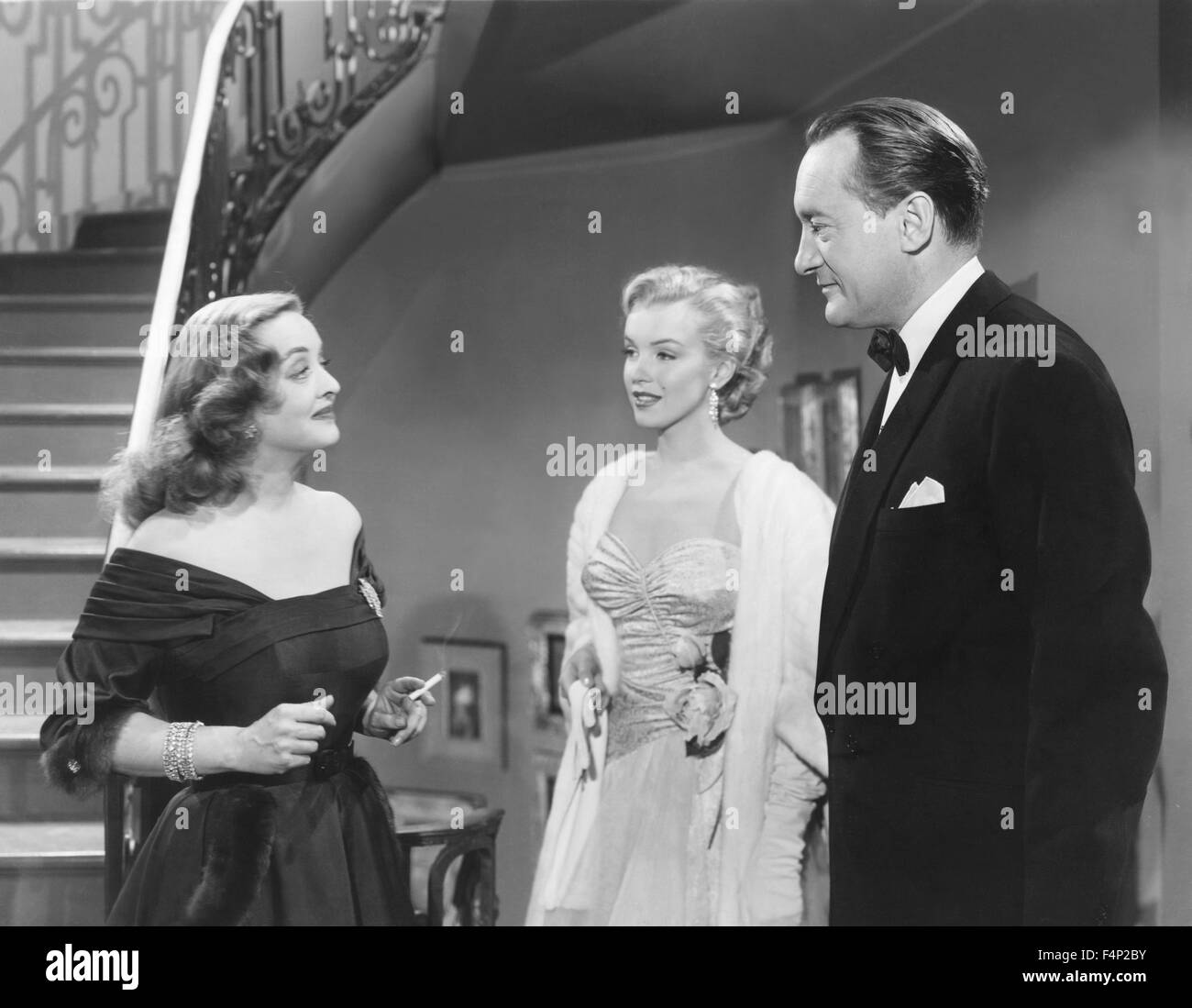 Susan Griffiths As Marilyn Monroe Stage One Promotions: Bette Davis Actress Stock Photos & Bette Davis Actress