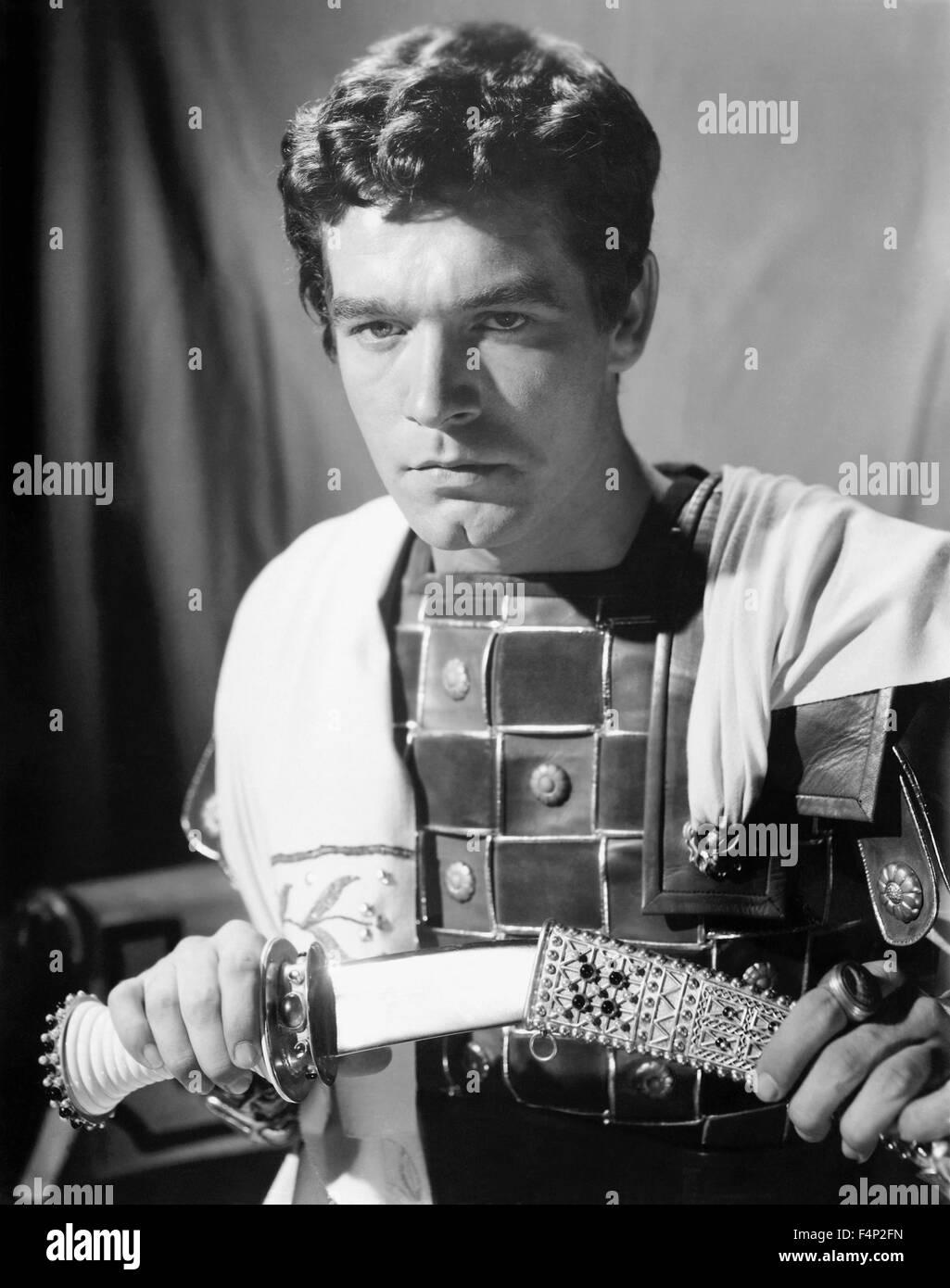 Stephen Boyd / Ben-Hur 1959 directed by William Wyler - Stock Image