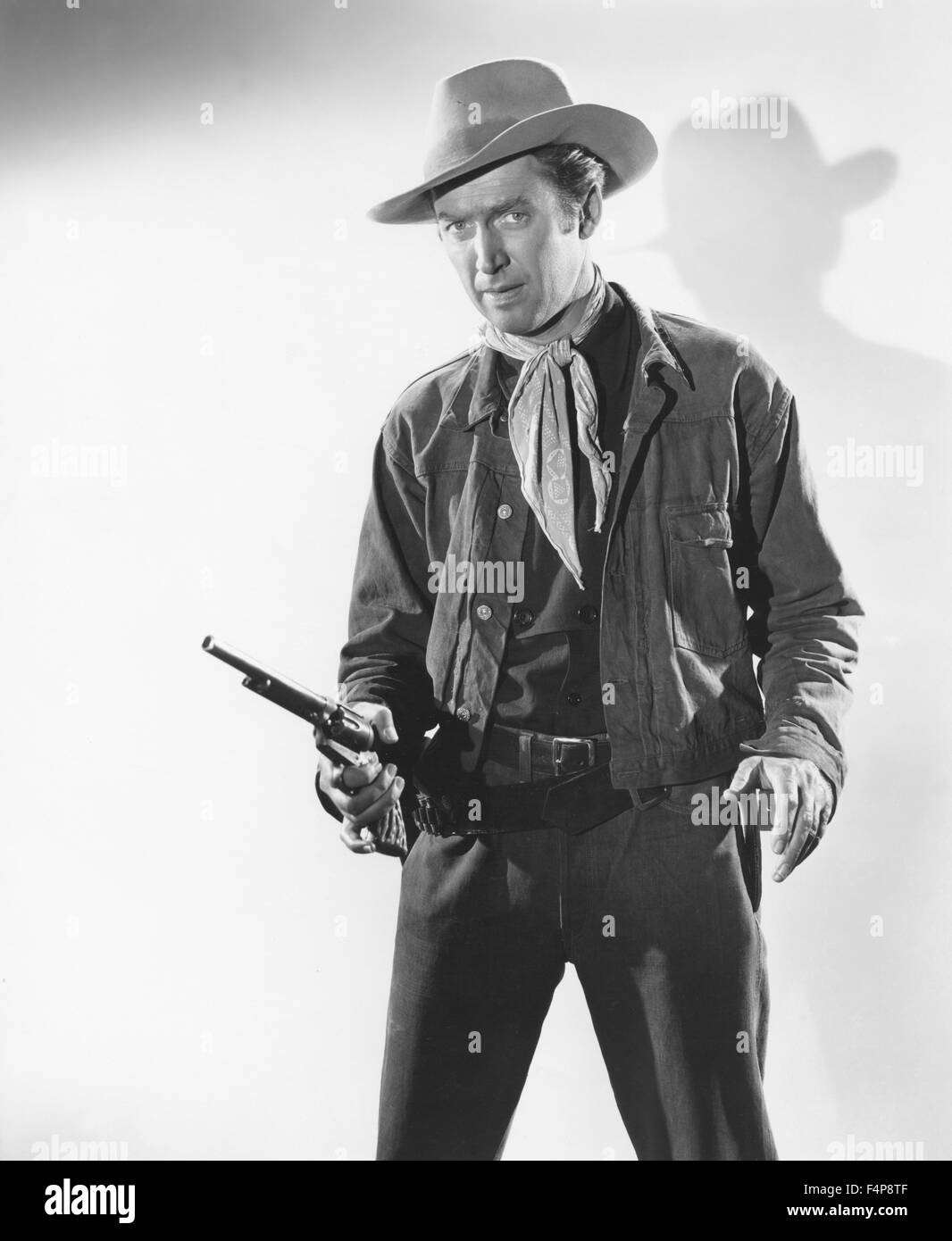 James Stewart / Broken Arrow 1950 directed by Delmer Daves - Stock Image