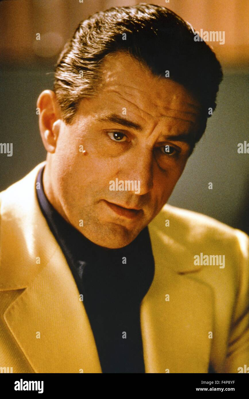 Robert de Niro / Casino 1995 directed by Martin Scorsese - Stock Image