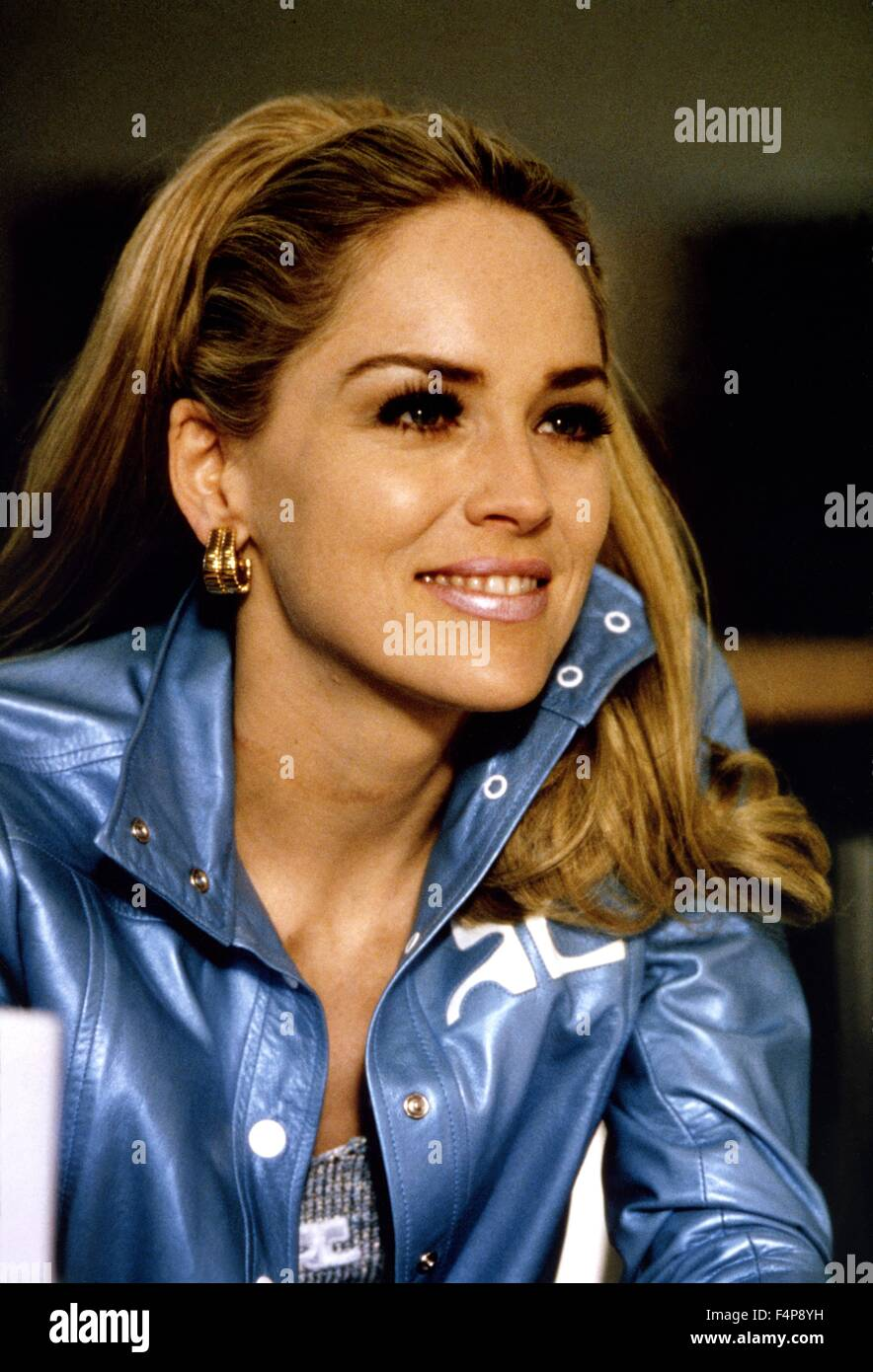 Sharon Stone / Casino 1995 directed by Martin Scorsese Stock Photo