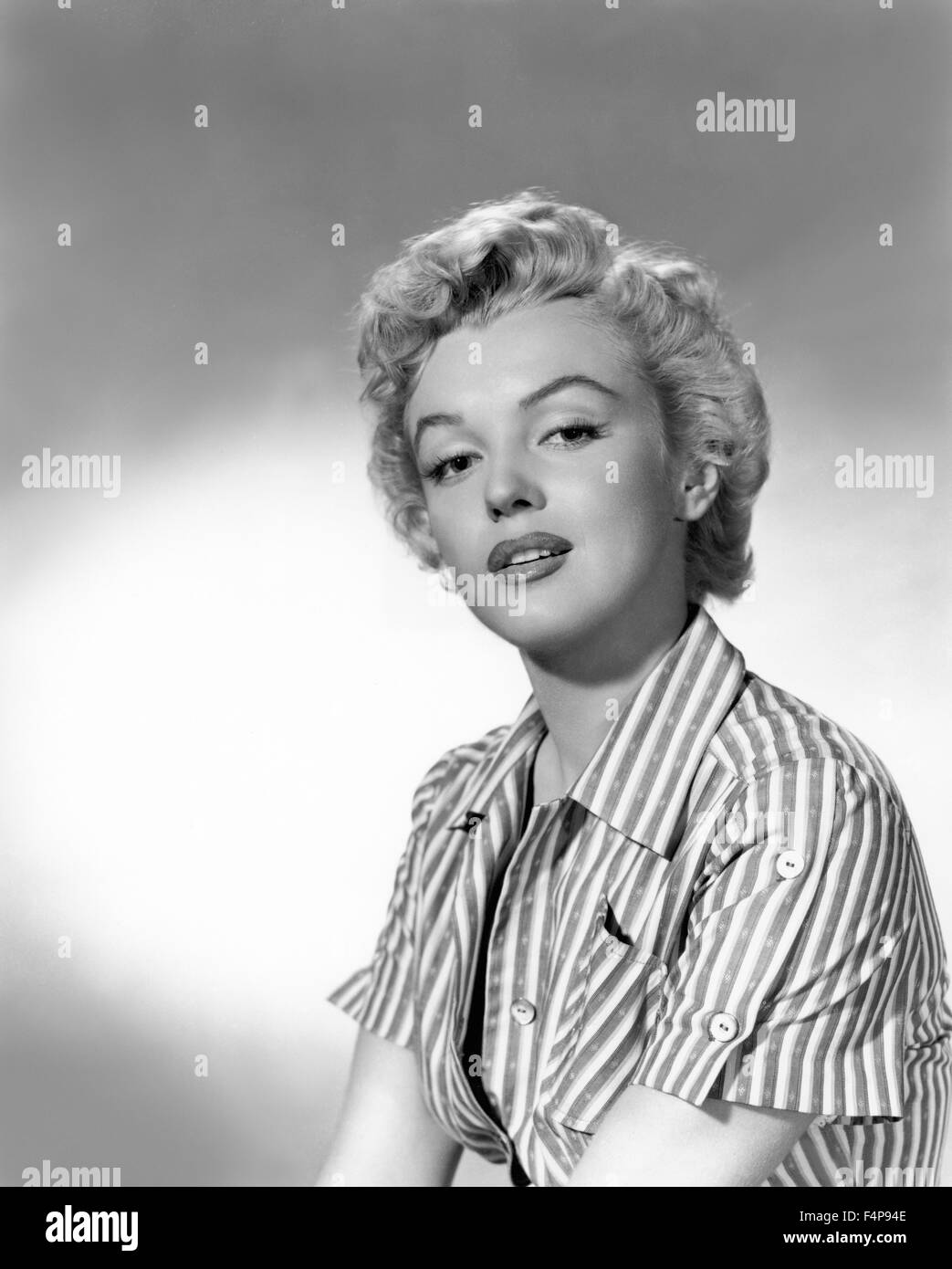 Marilyn Monroe / Clash by Night 1952 directed by Fritz Lang - Stock Image