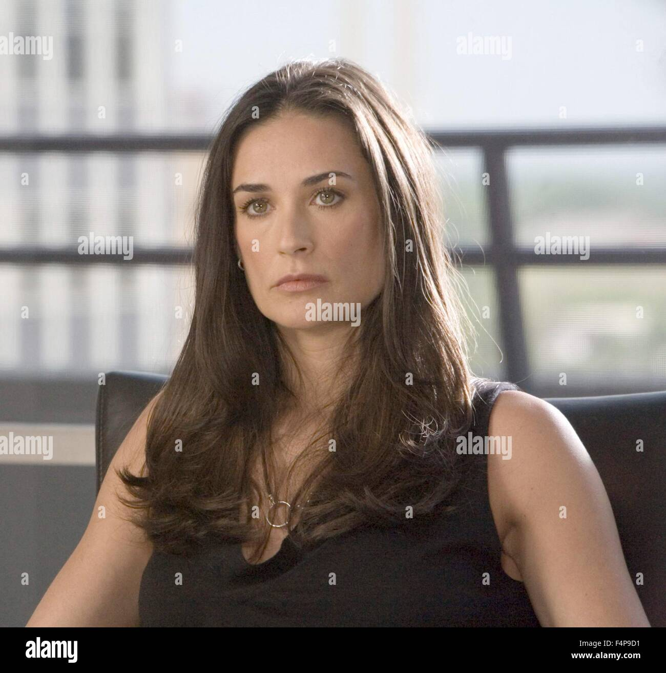 Demi Moore / Disclosure 1994 directed by Barry Levinson - Stock Image