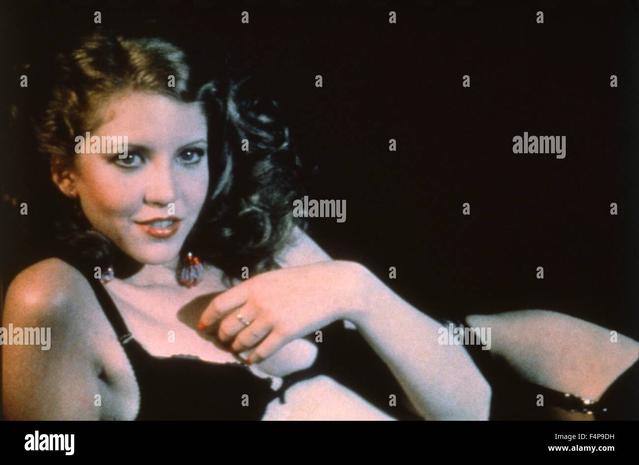 Nancy Allen / Dressed to Kill 1980 directed by Brian De Palma - Stock Image