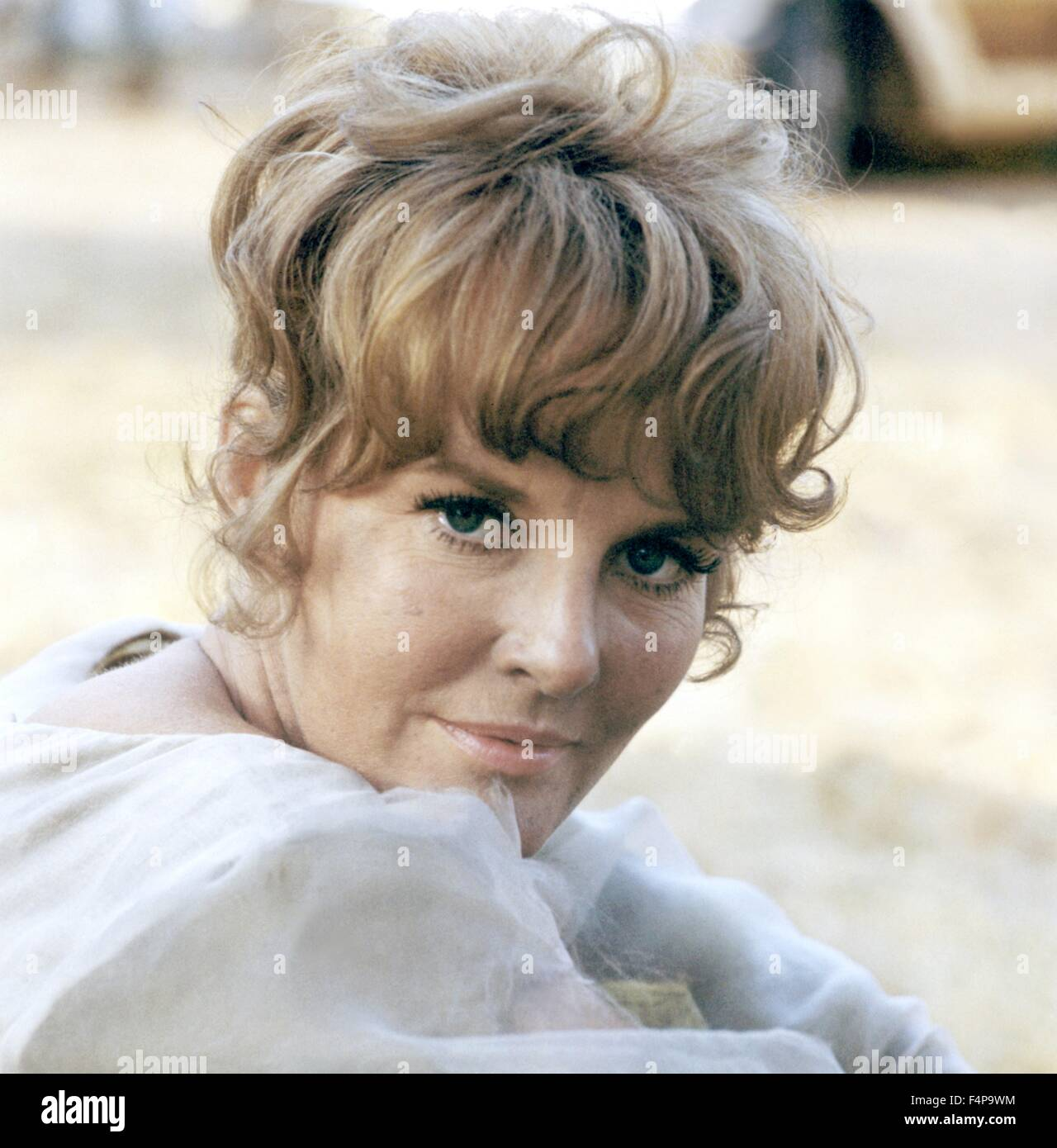 Petula Clark / Finian's Rainbow 1968 directed by Francis Ford Coppola - Stock Image