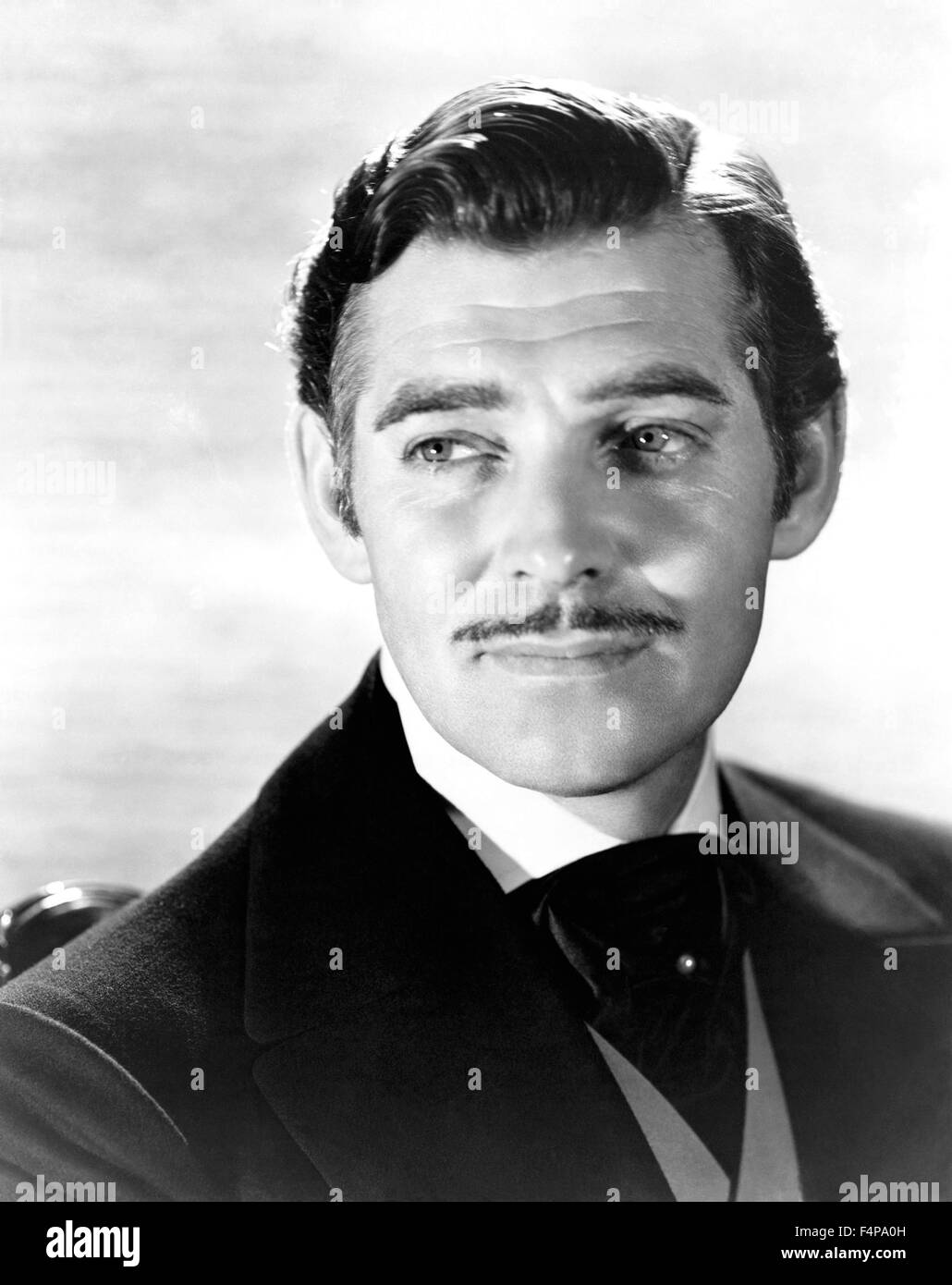 Clark Gable / Gone with the Wind 1939 directed by Victor Fleming - Stock Image
