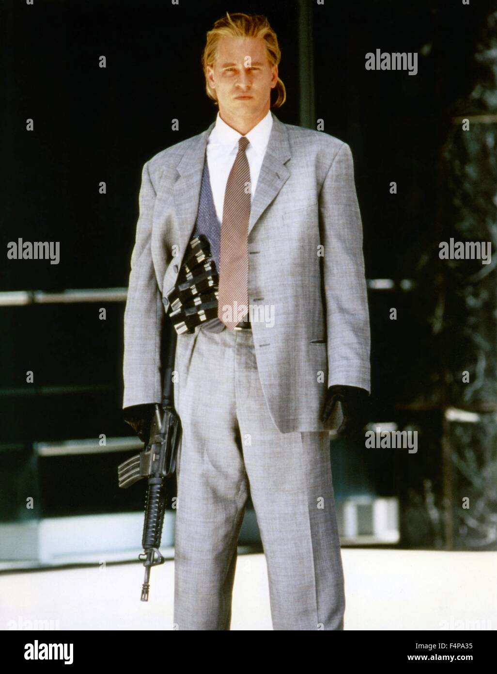Val Kilmer / Heat 1995 directed by Michael Mann - Stock Image