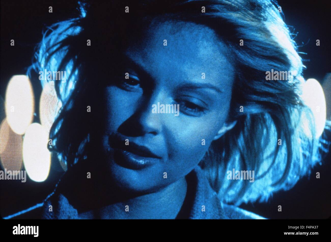 Ashley Judd / Heat 1995 directed by Michael Mann - Stock Image