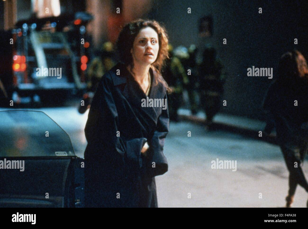Amy Brenneman / Heat 1995 directed by Michael Mann - Stock Image