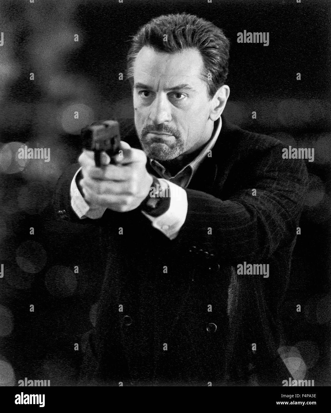 Robert de Niro / Heat 1995 directed by Michael Mann - Stock Image