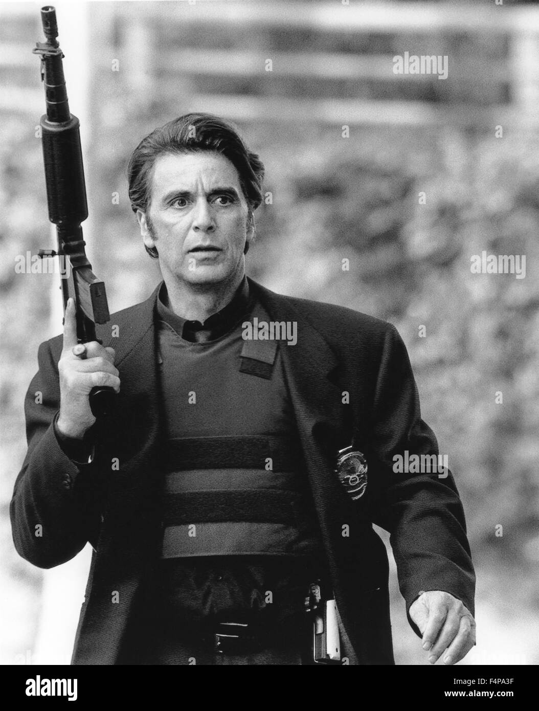 Al Pacino / Heat 1995 directed by Michael Mann - Stock Image