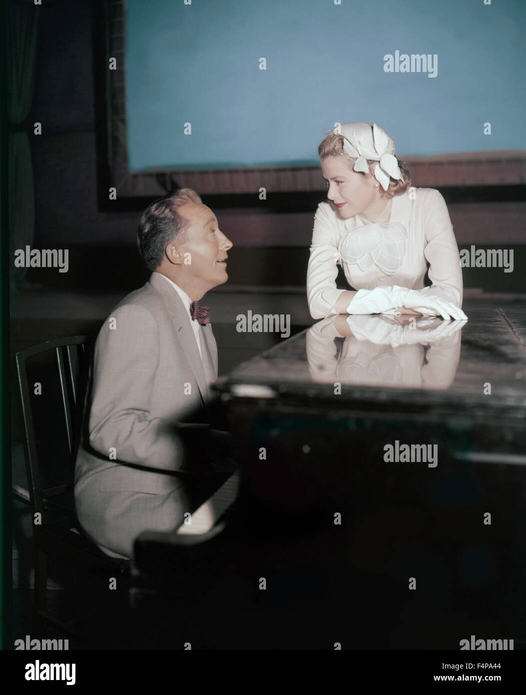 Bing Crosby, Grace Kelly / High Society 1956 directed by Charles Walters - Stock Image