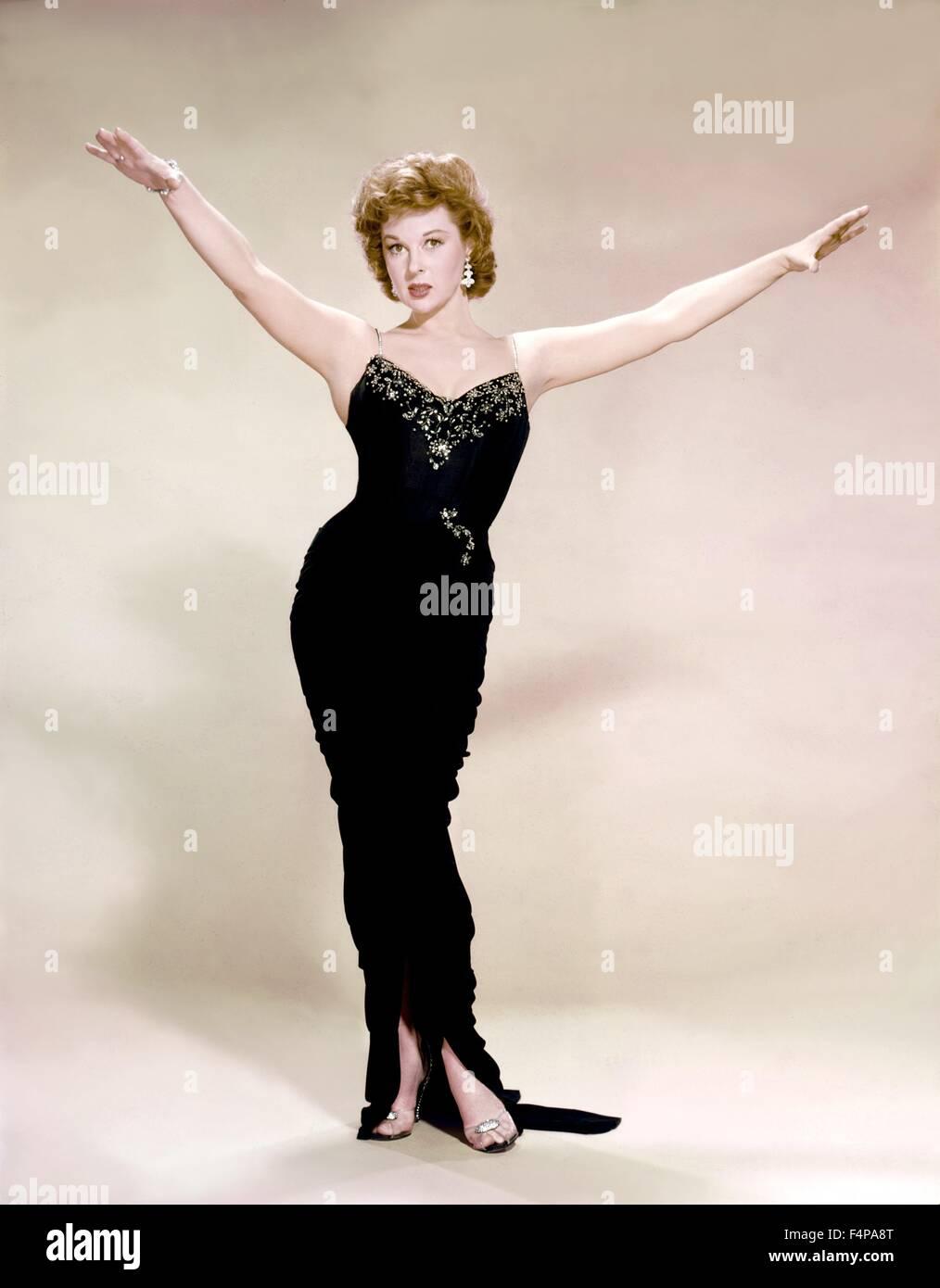 Susan Hayward / I'll Cry Tomorrow 1955 directed by Daniel Mann - Stock Image