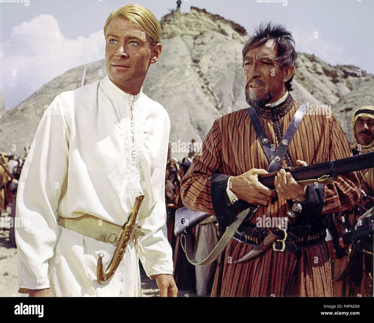 Lawrence Of Arabia David Lean: Peter O'Toole, Anthony Quinn / Lawrence Of Arabia 1962