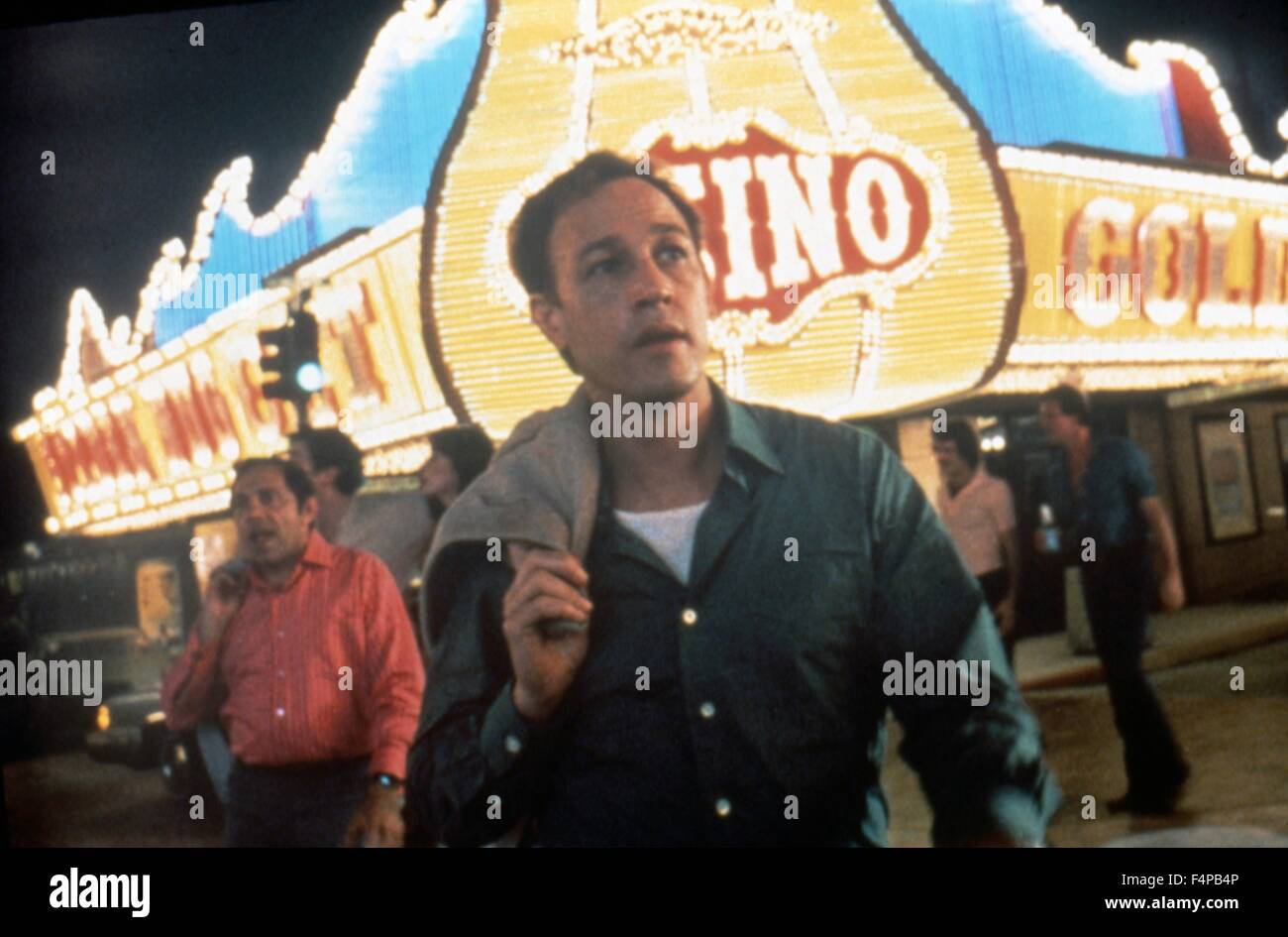 Frederic Forrest / One from the Heart 1982 directed by Francis Ford Coppola - Stock Image