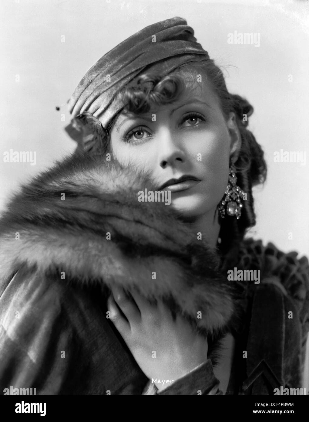 Greta Garbo / Romance 1930 directed by Clarence Brown - Stock Image