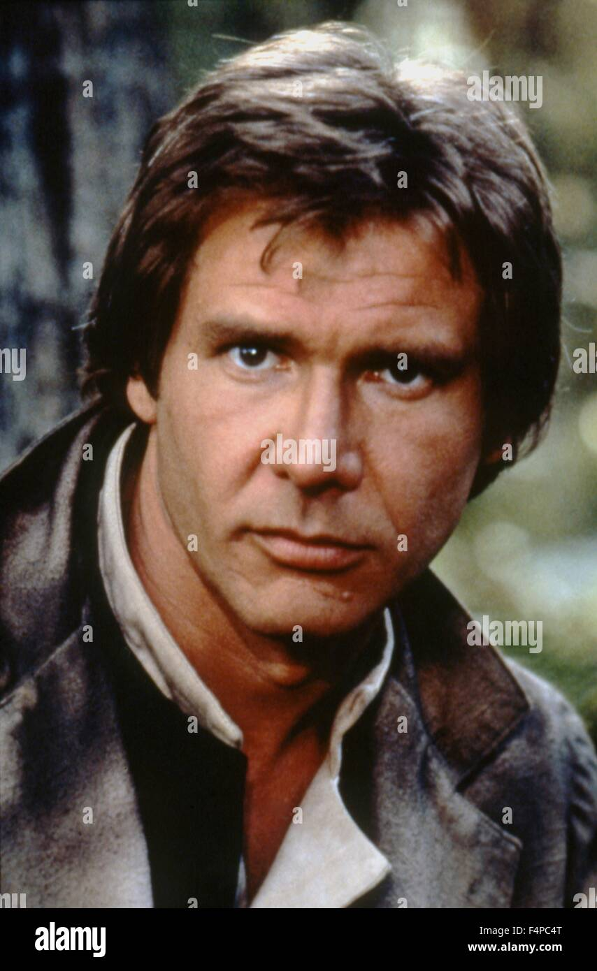 Harrison Ford Star Wars Return Of The Jedi 1983 Directed By Stock Photo Alamy
