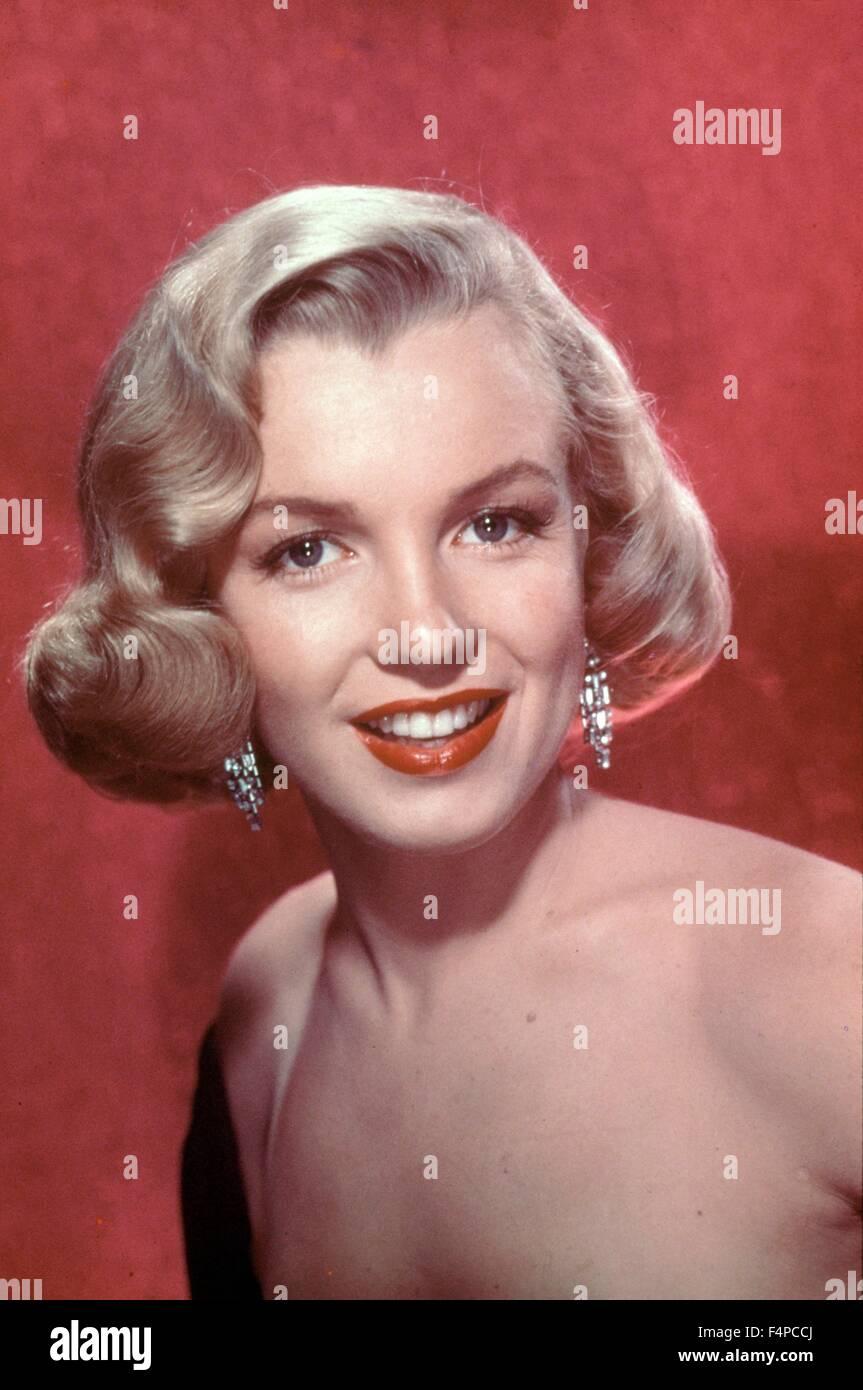 Marilyn Monroe / The Asphalt Jungle 1950 directed by John Huston - Stock Image