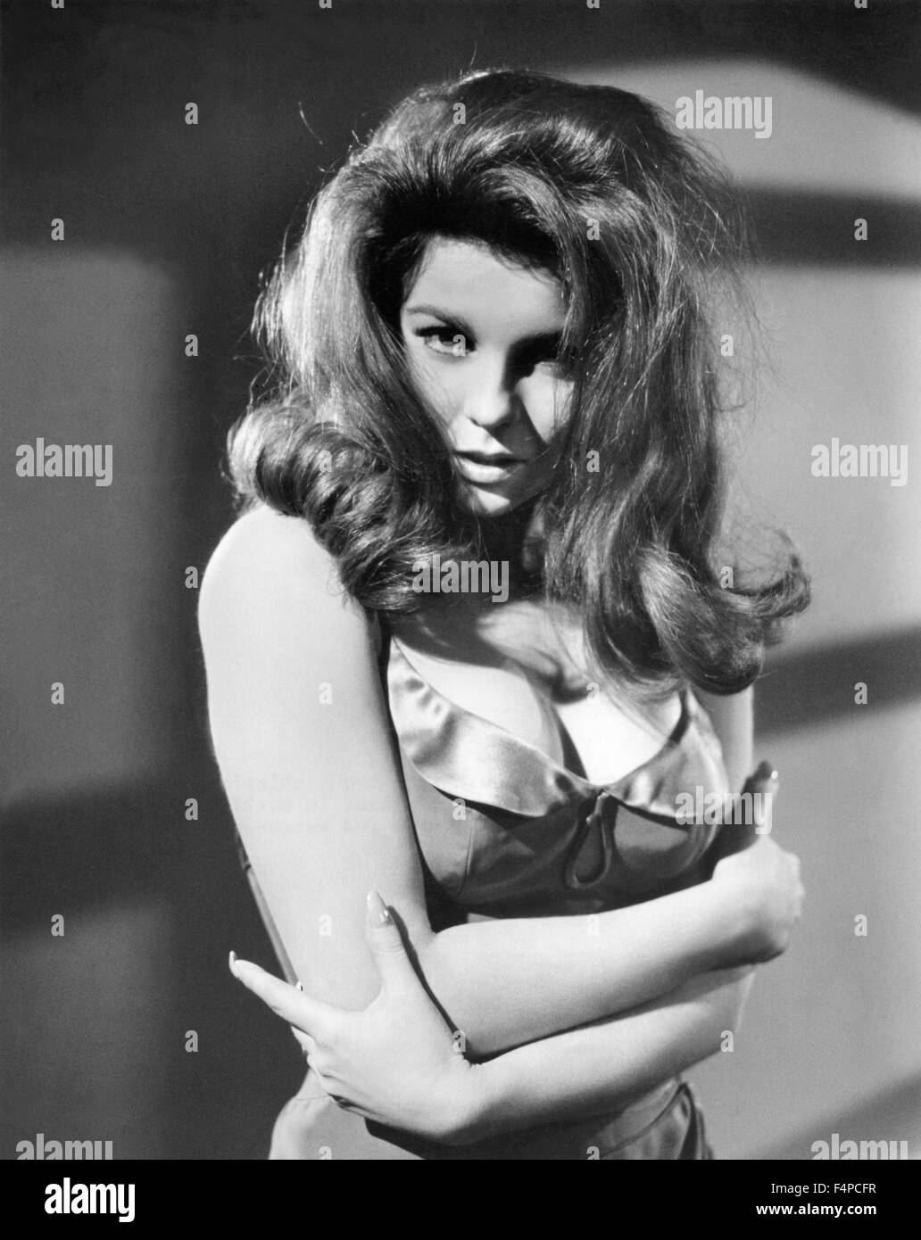 Ann-Margret / The Cincinnati Kid 1965 directed by Norman Jewison - Stock Image