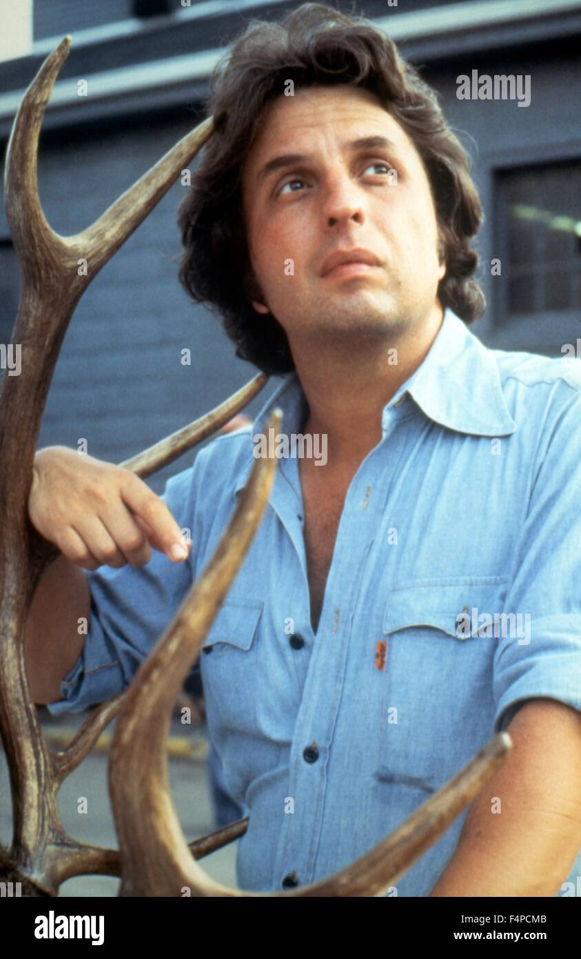 Michael Cimino / The Deer Hunter 1978 directed by Michael Cimino - Stock Image