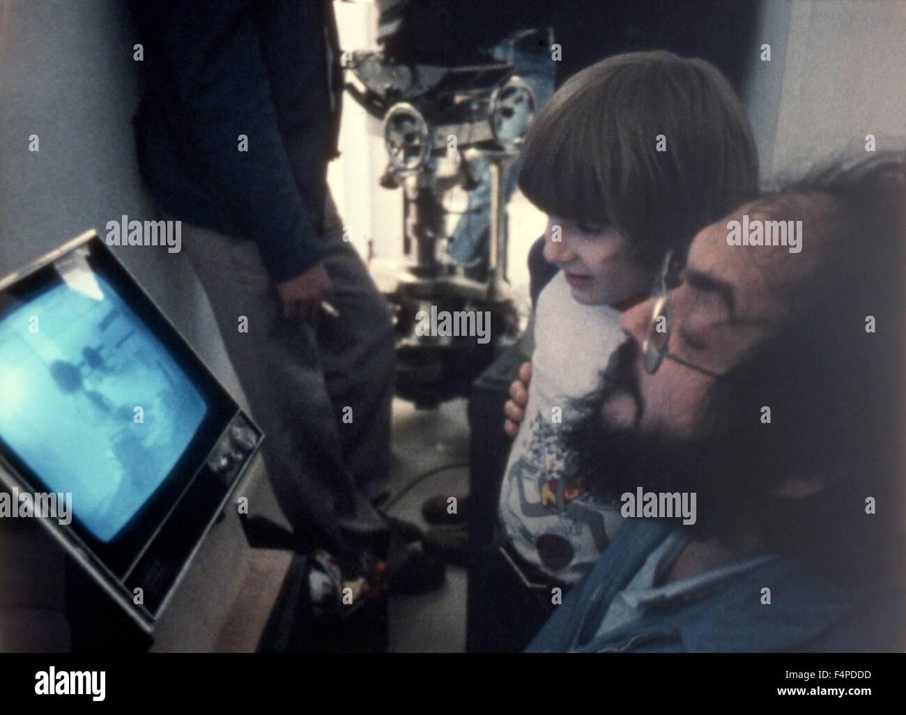 Stanley Kubrick / Shining 1980 directed by Stanley Kubrick - Stock Image