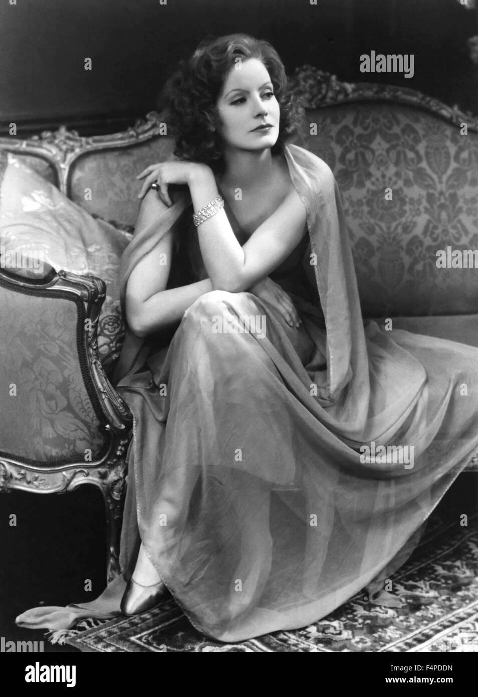 Greta Garbo / The Single Standard 1929 directed by John S. Robertson - Stock Image