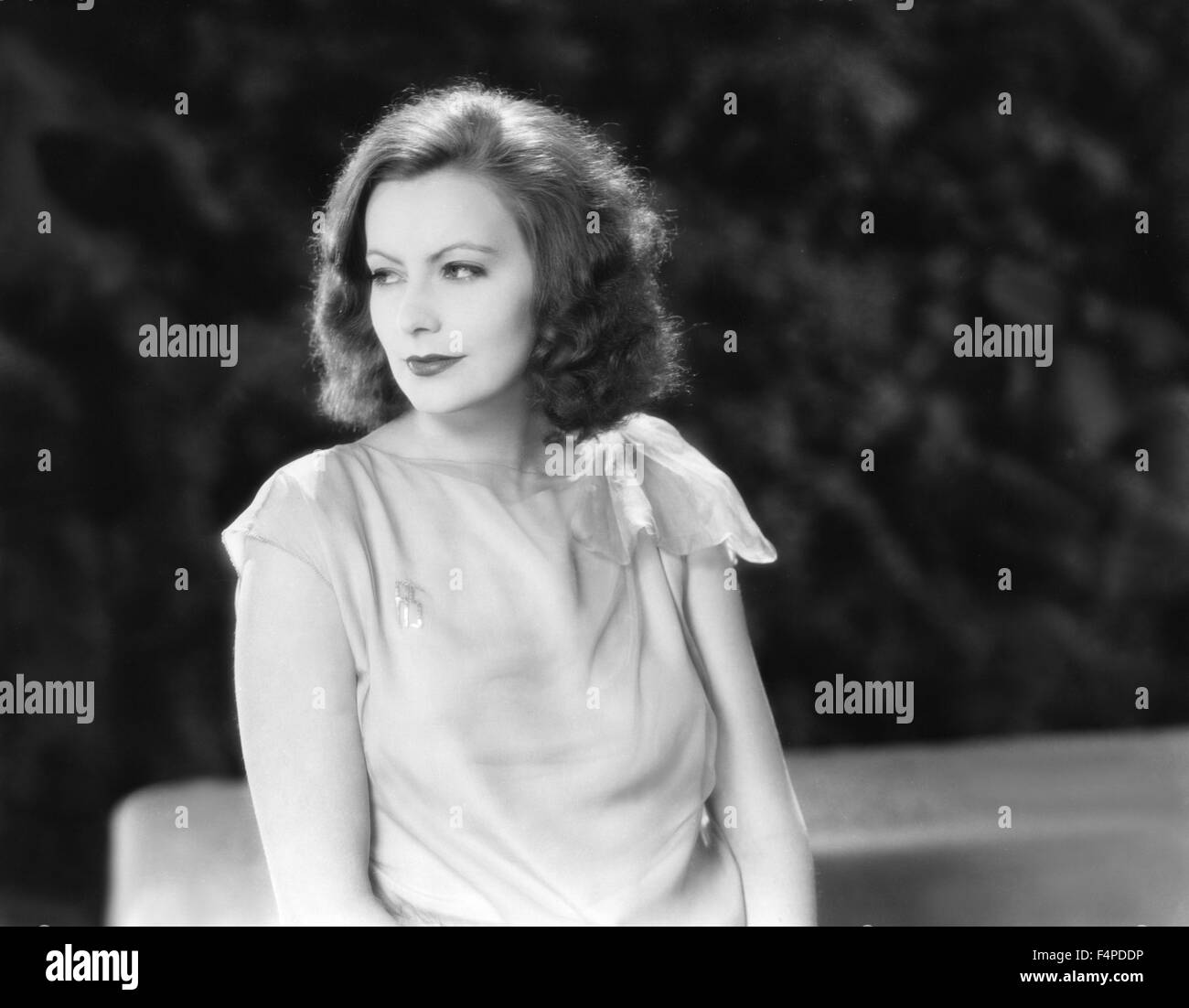 Greta Garbo / The Single Standard / 1929 directed by John S. Robertson - Stock Image