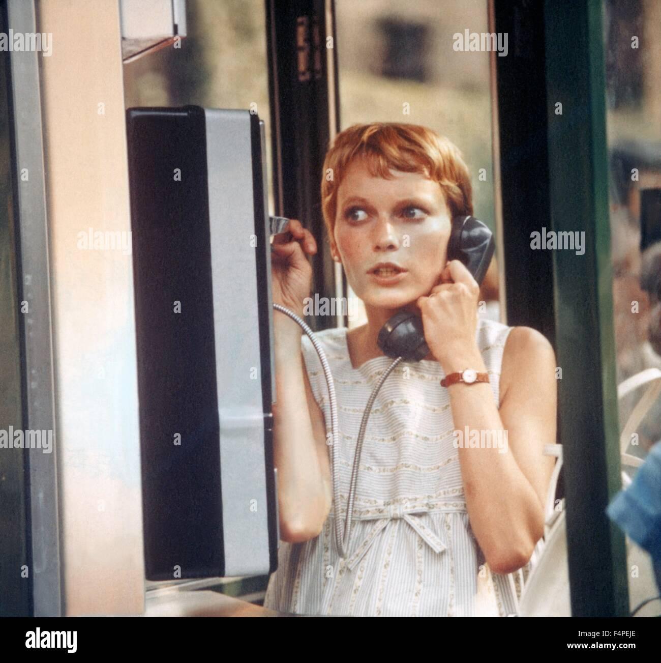 mia farrow actress 1968 stock photos amp mia farrow actress