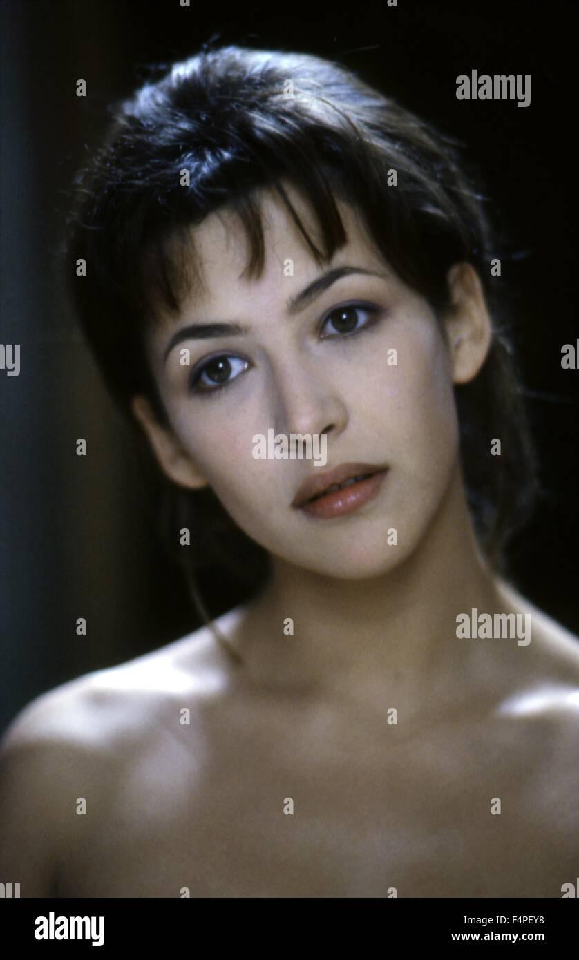 Sophie Marceau / D'Artagnan's Daughter / 1993 directed by Bertrand Tavernier - Stock Image