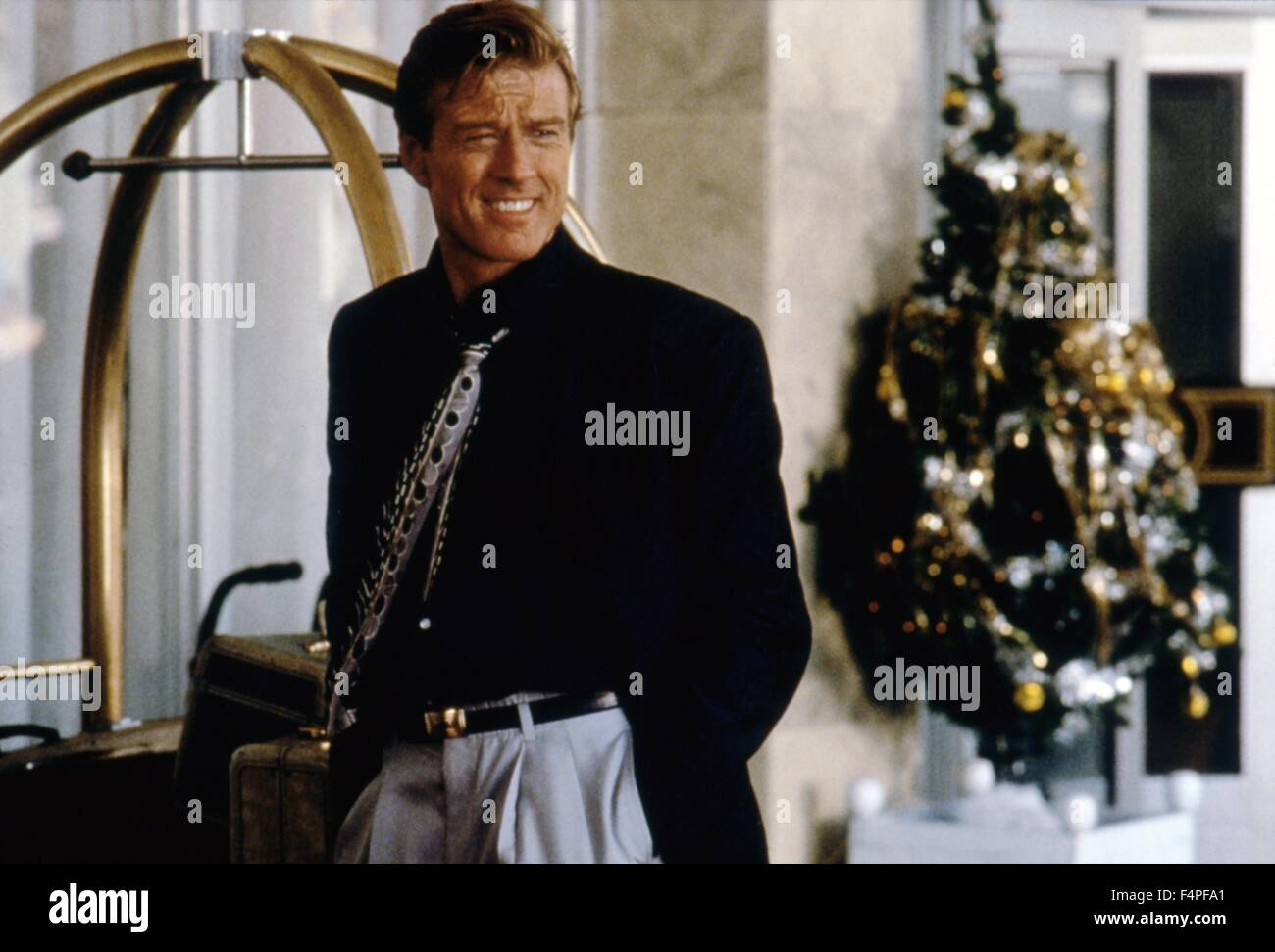 Robert Redford / Havana / 1990 directed by par Sydney Pollack - Stock Image