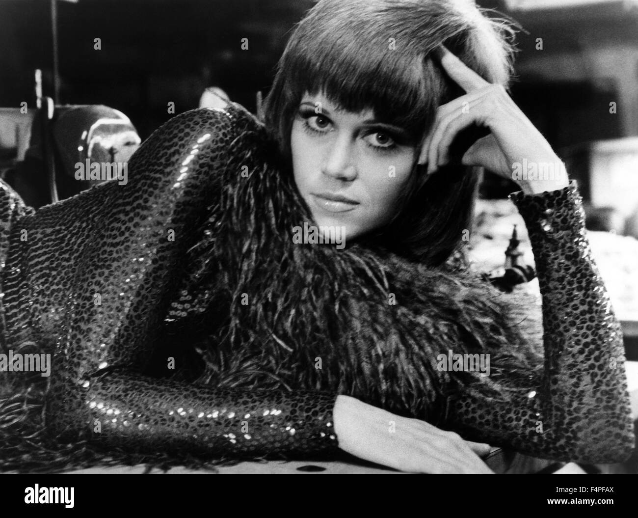 Jane Fonda / Klute / 1971 Directed By Alan J Pakula