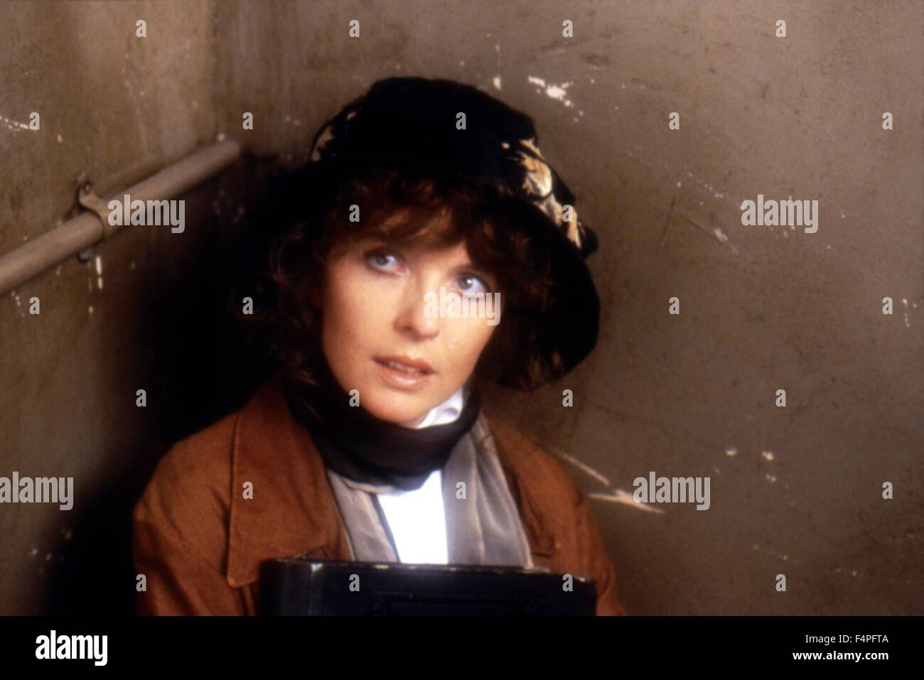 Diane Keaton / Reds / 1981 directed by Warren Beatty - Stock Image