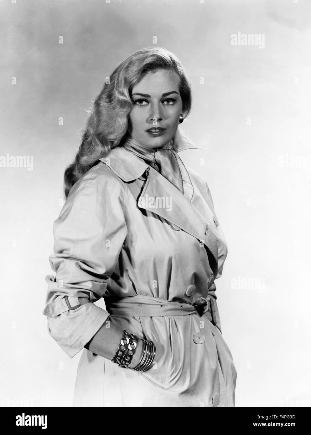 Anita Ekberg 1957-1958 - Stock Image