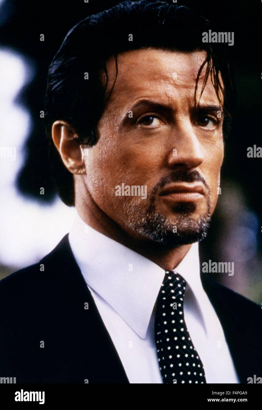 Sylvester Stallone / Get Carter / 2000 directed by Stephen Kay - Stock Image