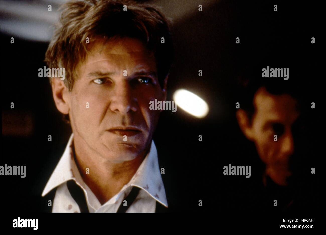 Harrison Ford / Air Force One / 1997 directed by Wolfgang Petersen - Stock Image
