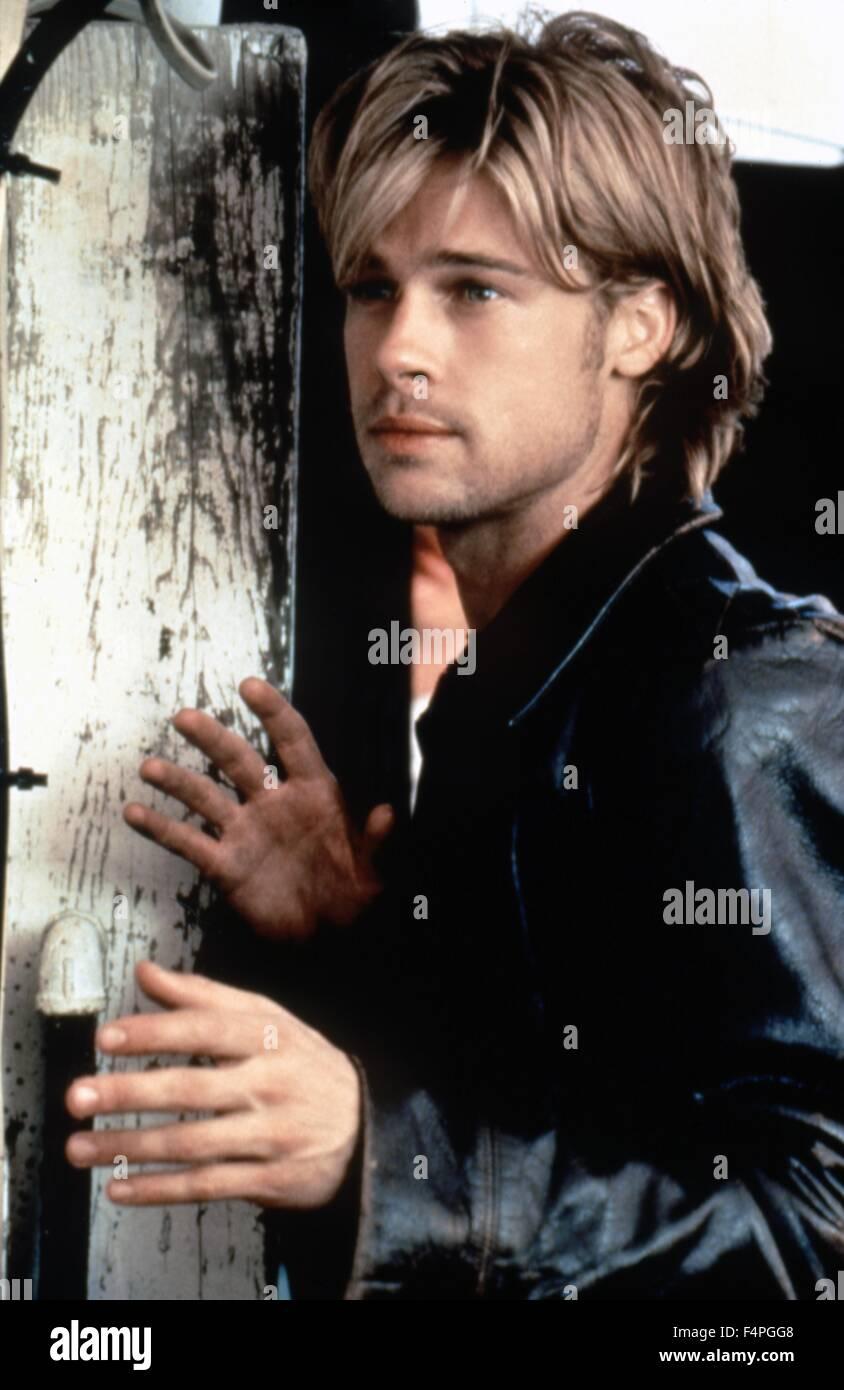 Brad Pitt / The Devil's Own / 1997 directed by Alan J Pakula - Stock Image