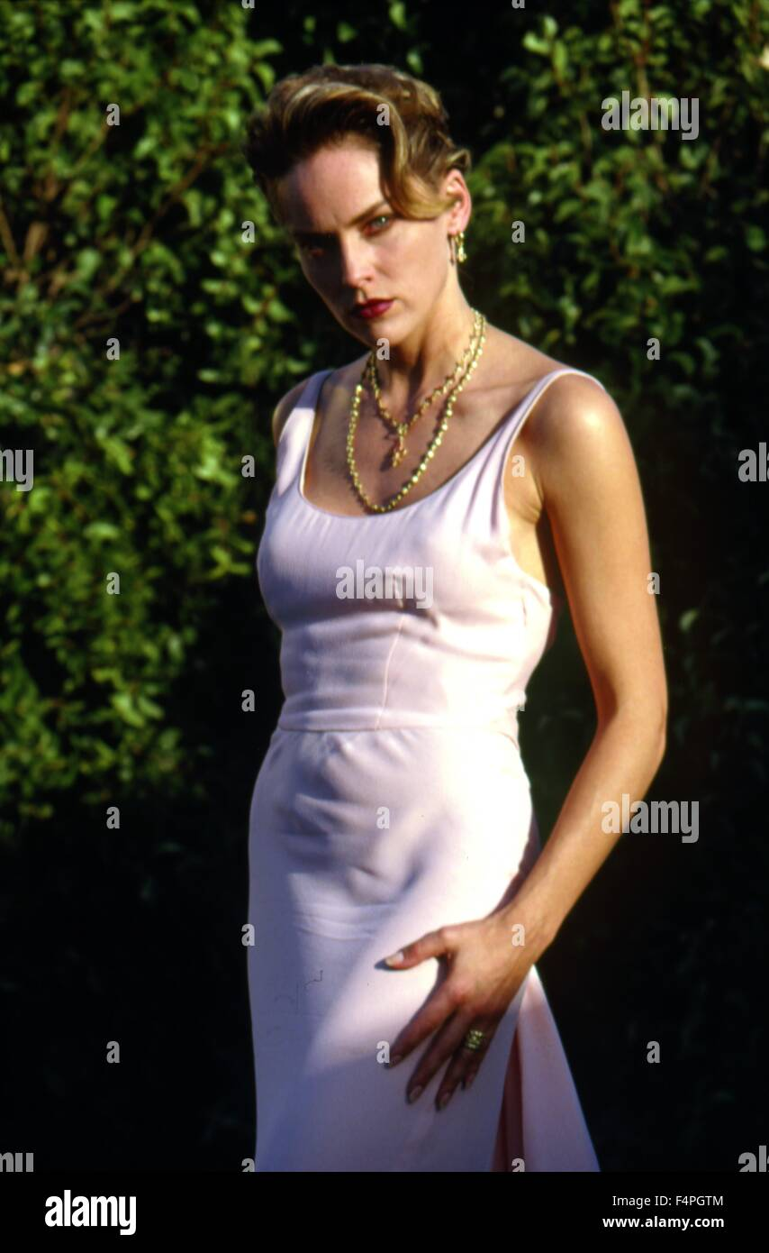 Sharon Stone The Specialist 1994 Directed By Luis Llosa Stock Photo Alamy