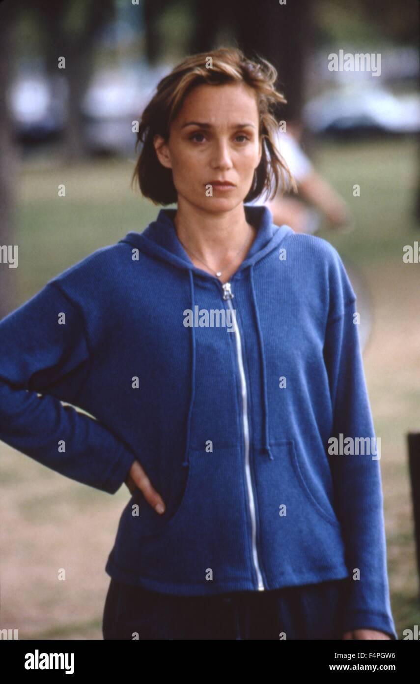 Kristin Scott Thomas / Random Hearts / 1999 directed by Sydney Pollack - Stock Image