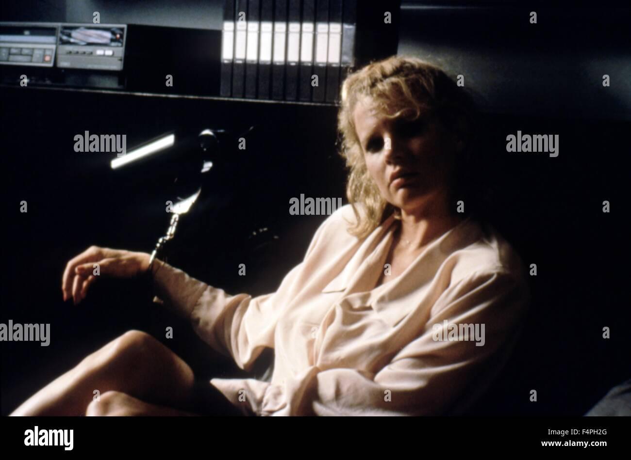 Kim Basinger / Nine 1/2 Weeks / 1986 directed by Adrian Lyne - Stock Image
