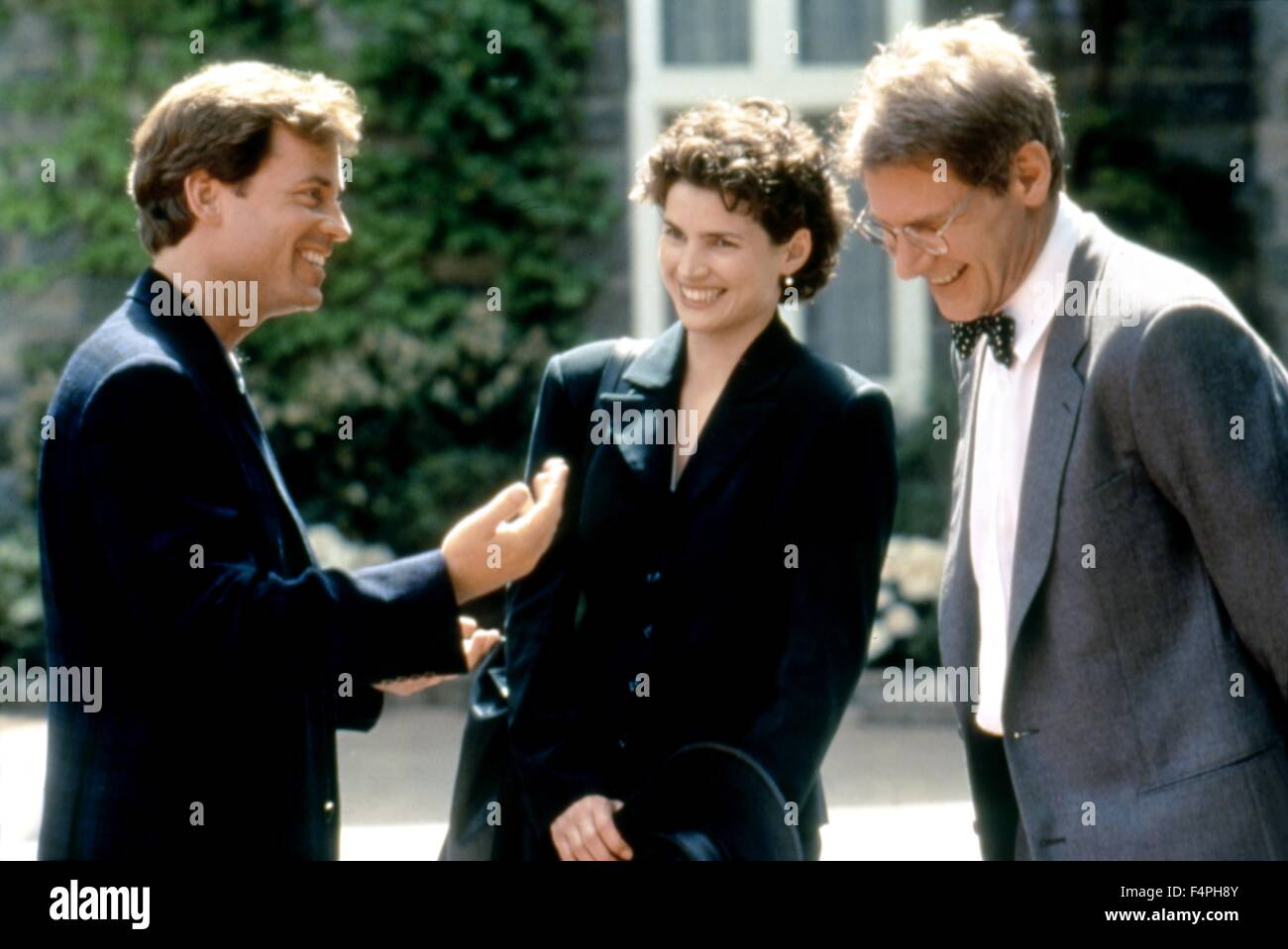Greg Kinnear, Julia Ormond and Harrison Ford / Sabrina / 1995 directed by Sydney Pollack - Stock Image