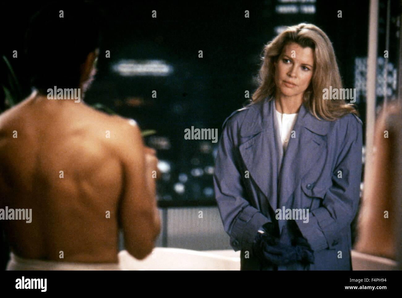Kim Basinger / Final Analysis / 1992 directed by Phil Joanou - Stock Image