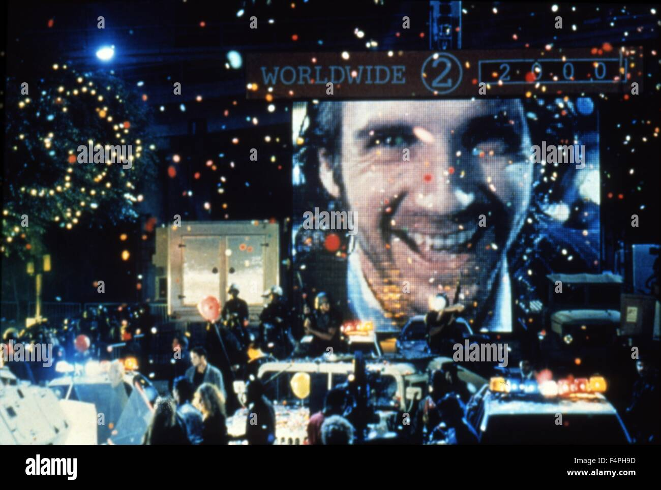 Ralph Fiennes / Strange Days / 1995 directed by Kathryn Bigelow - Stock Image