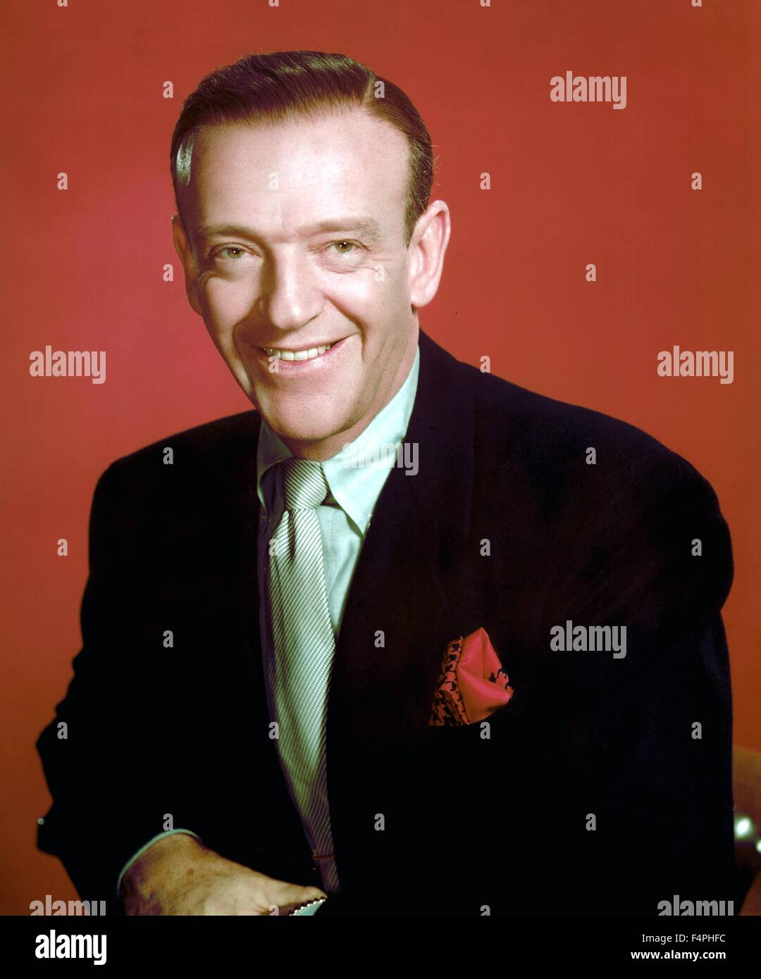 Fred Astaire in the 50's [Metro-Goldwyn-Mayer Pictures] - Stock Image